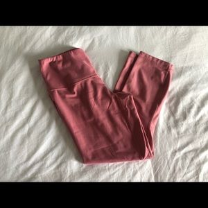 Buttery Soft Cropped Leggings